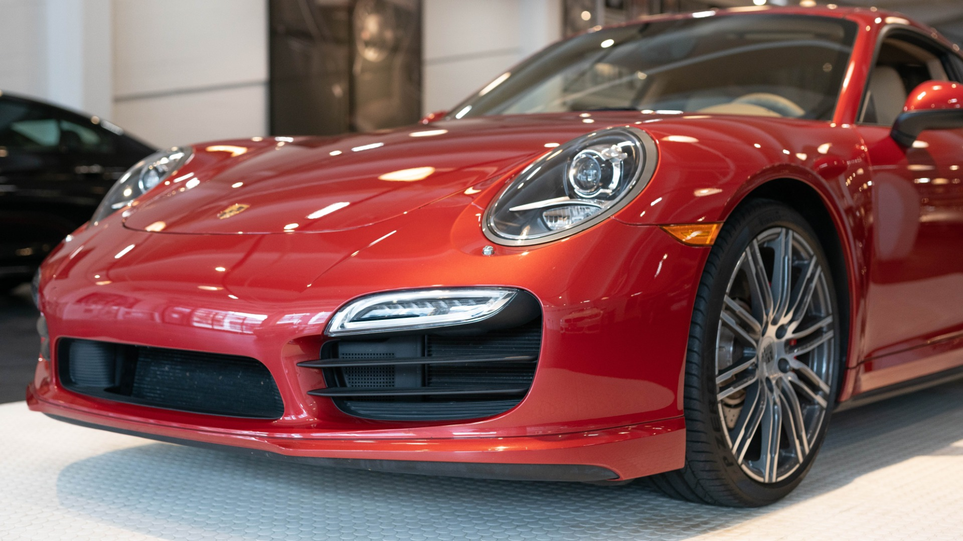 Used 2014 Porsche 911 Turbo