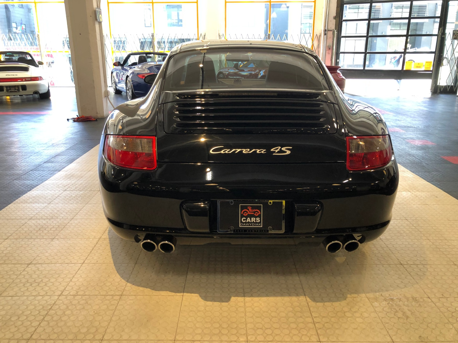 Used 2006 Porsche 911 Carrera 4S