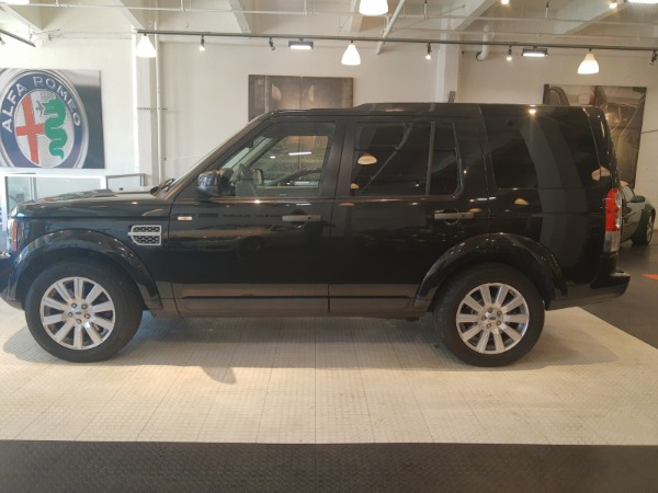 Used 2013 Land Rover LR4 HSE
