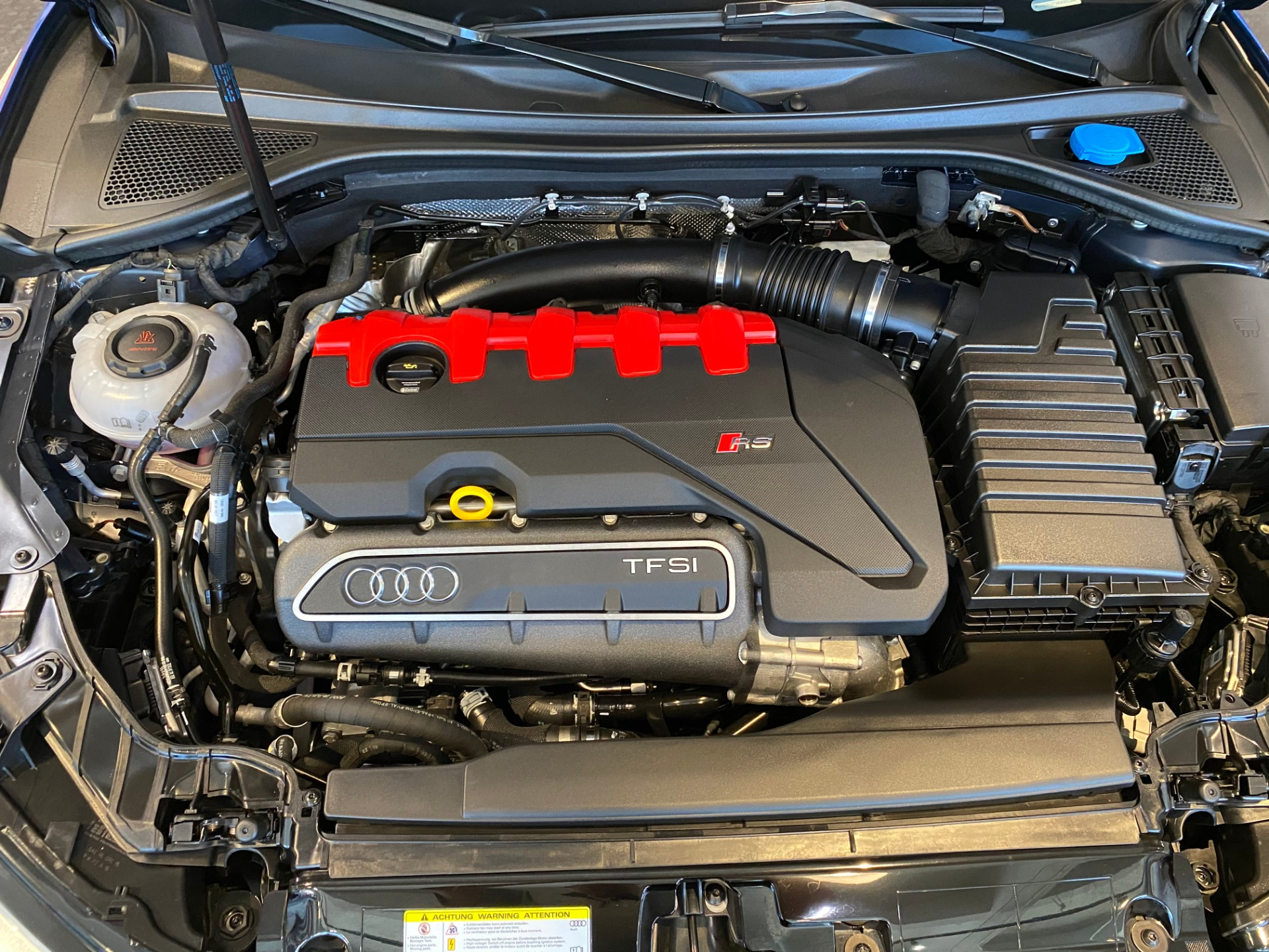 Used 2019 Audi RS 3 25T quattro