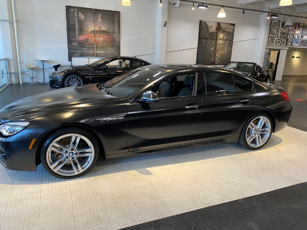 Used 2017 BMW 6 Series 640i Gran Coupe