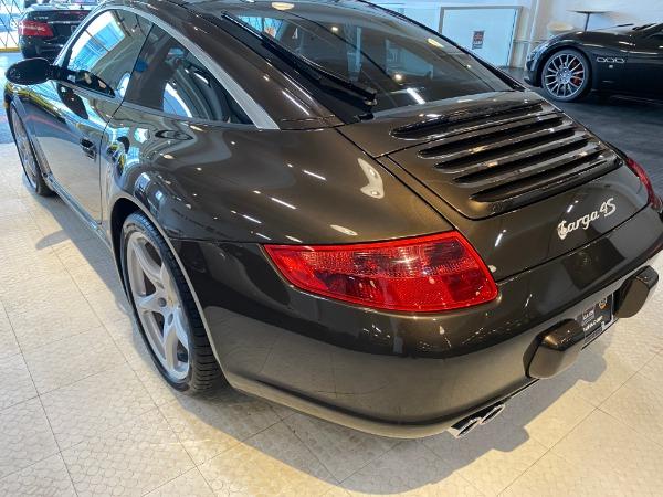 Used 2008 Porsche 911 Targa 4S