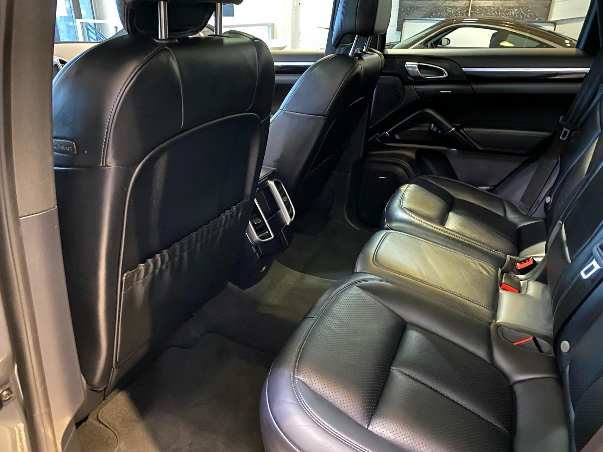 Used 2018 Porsche Cayenne S