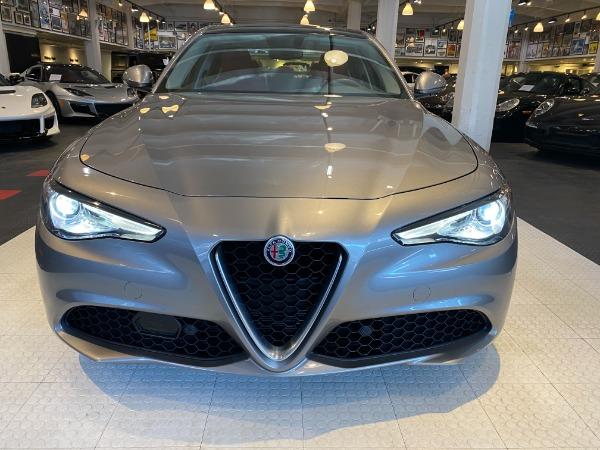 Used 2018 Alfa Romeo Giulia Ti