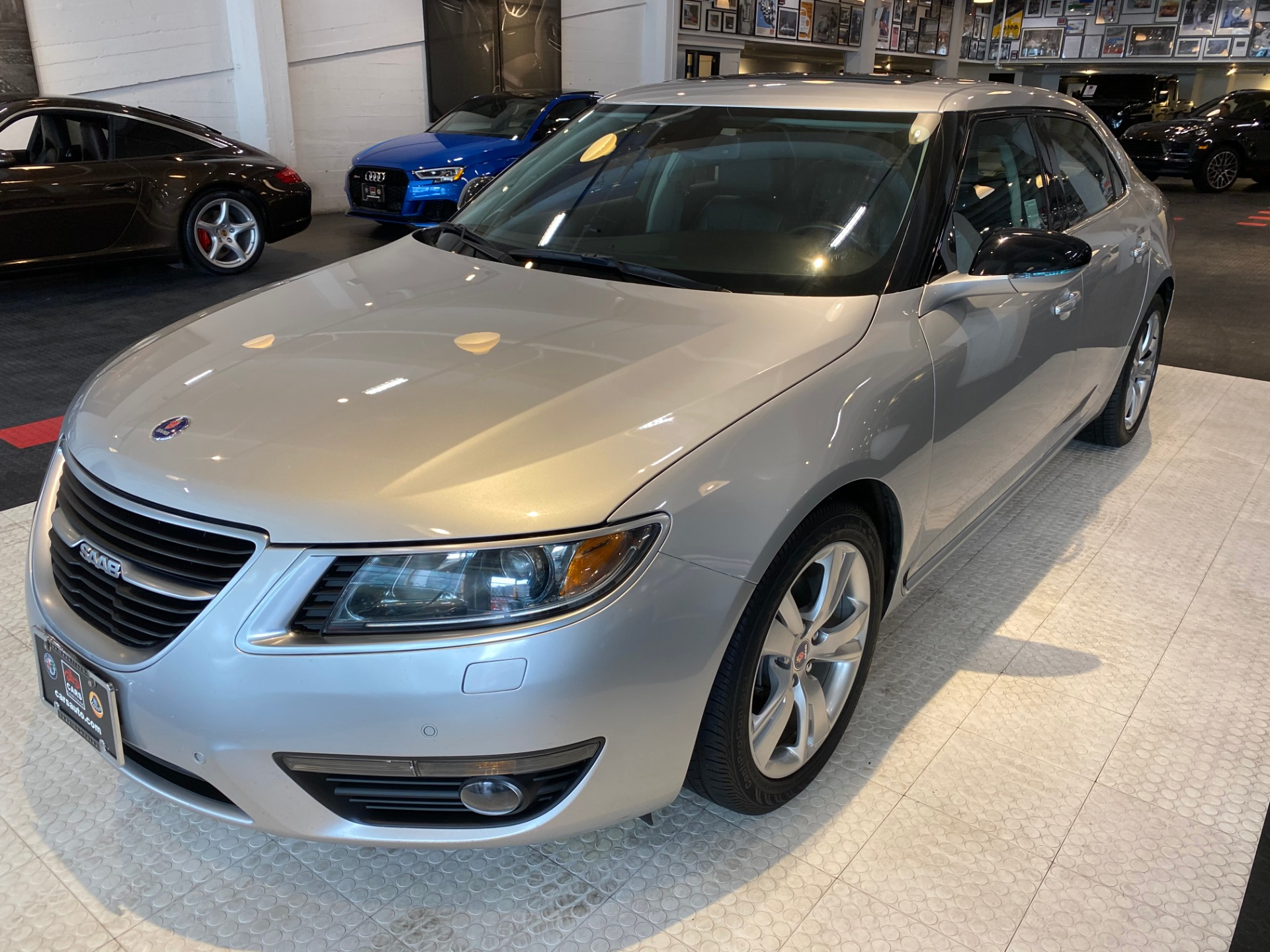 Used 2011 Saab 9 5 Turbo4 Premium