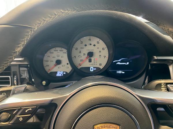 Used 2020 Porsche Macan S AWD S