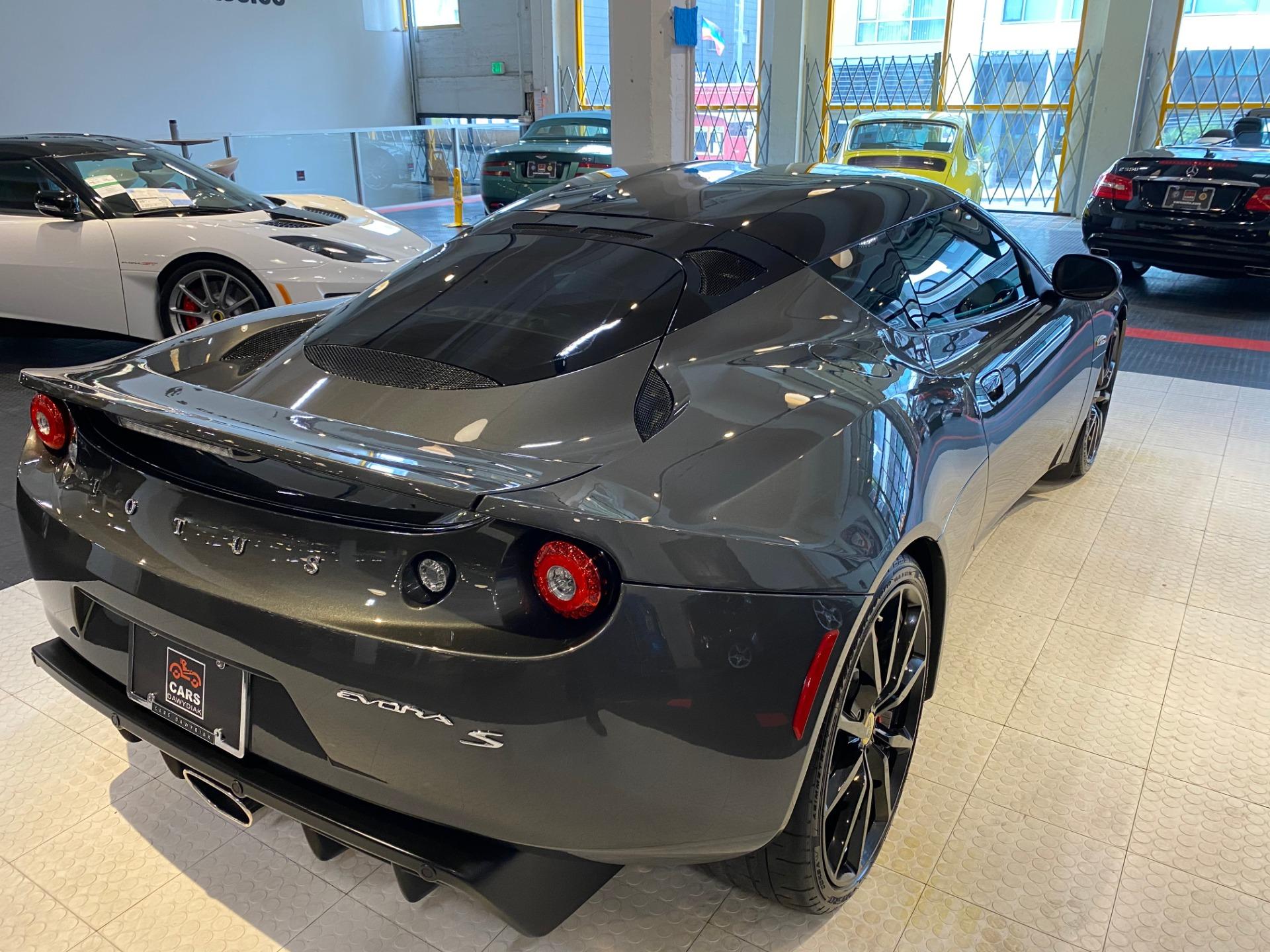 Used 2013 Lotus Evora S 2+2
