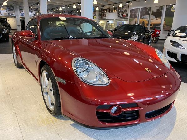 Used 2008 Porsche cayman