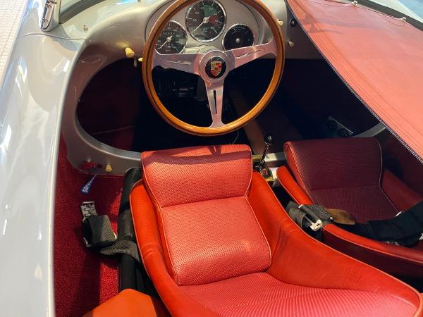 Used 1955 Porsche Beck 550 Spyder