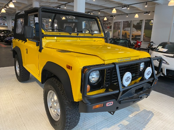 Used 1997 Land Rover Defender 90 Soft Top