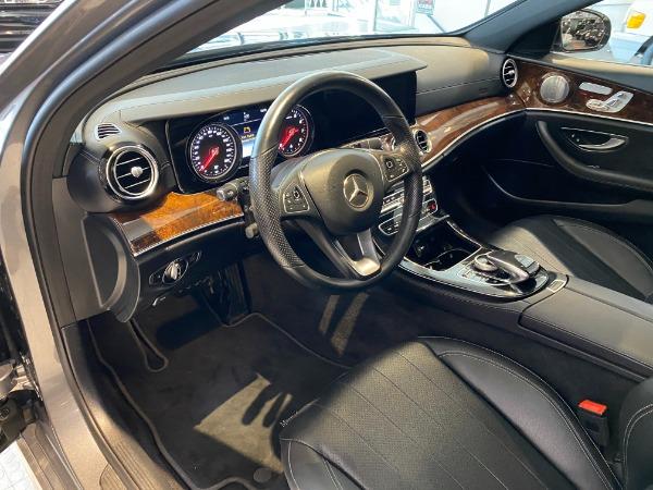 Used 2017 Mercedes Benz E Class E 400 4MATIC