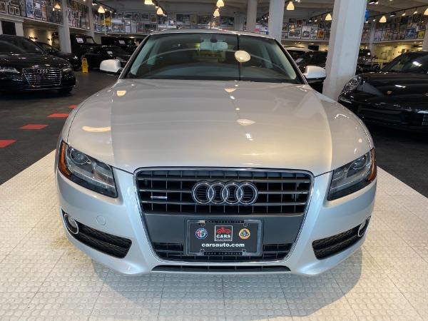 Used 2012 Audi A5 20T quattro Premium Plus
