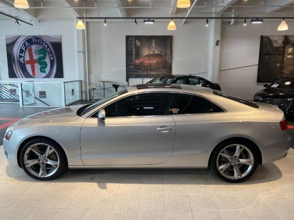 Used 2012 Audi A5 2.0T quattro Premium Plus