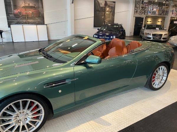 Used 2006 Aston Martin DB9 Volante