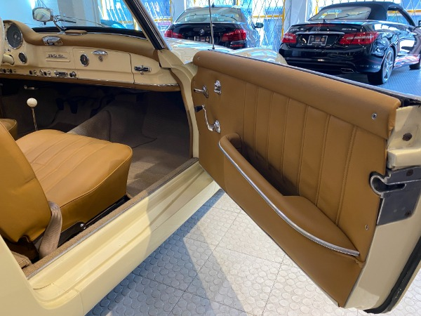 Used 1958 Mercedes Benz 190SL Convertible