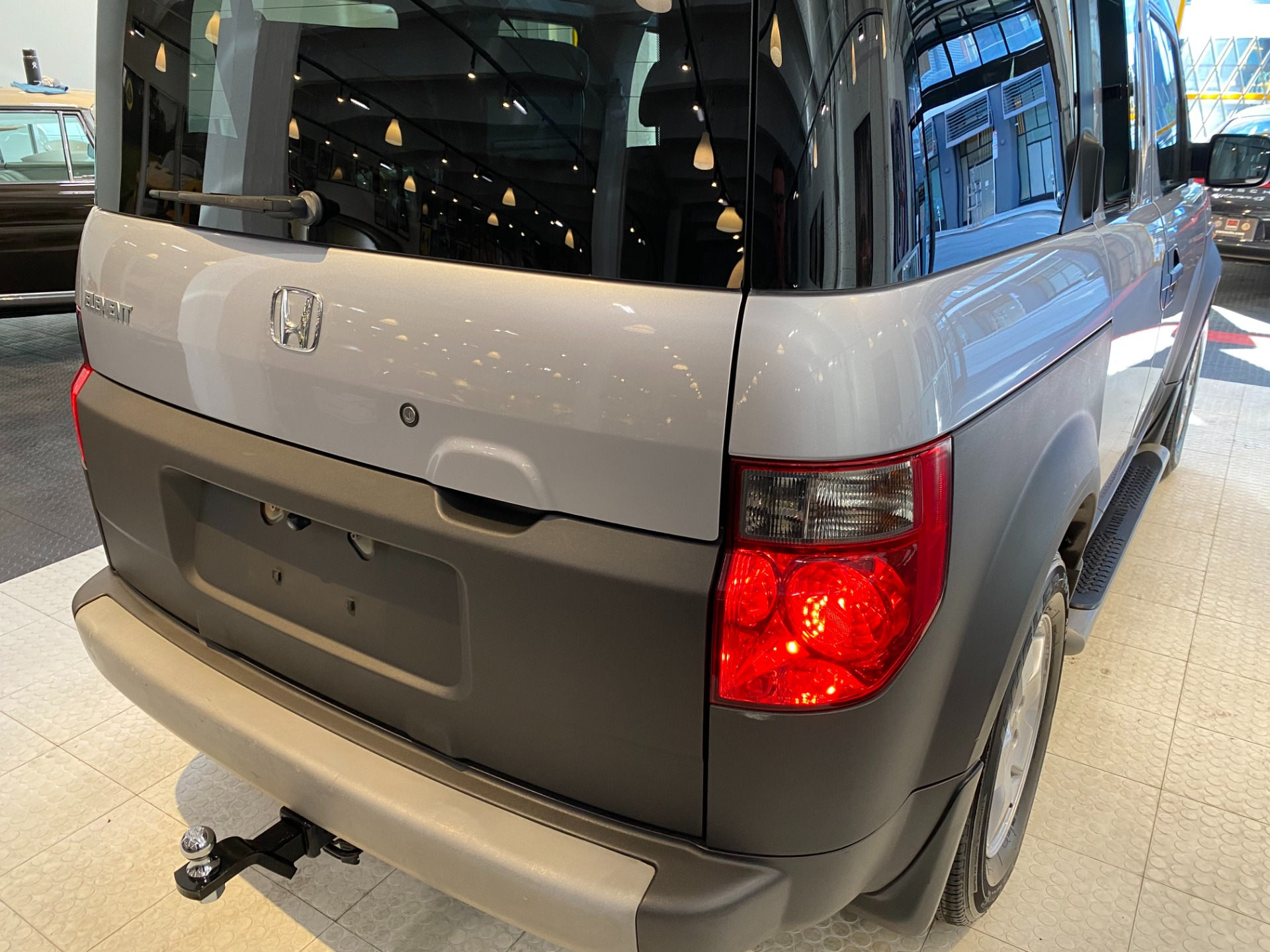 Used 2004 Honda Element EX
