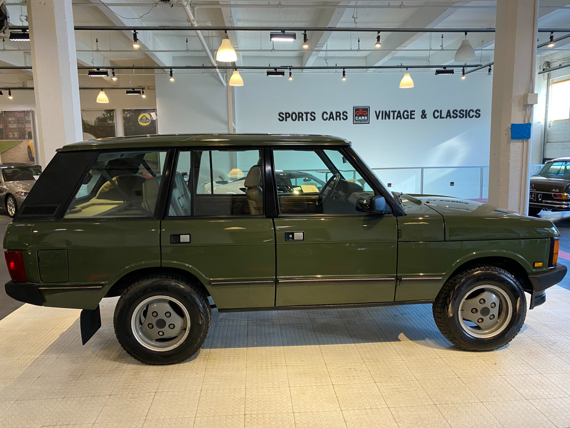 Used 1989 Land Rover Range Rover Classic