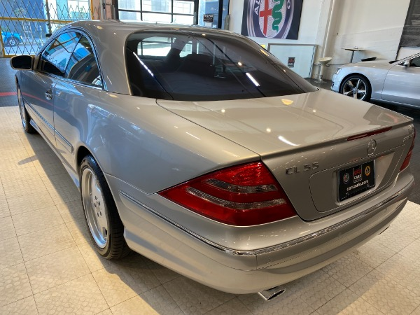 Used 2002 Mercedes Benz CL Class CL 55 AMG