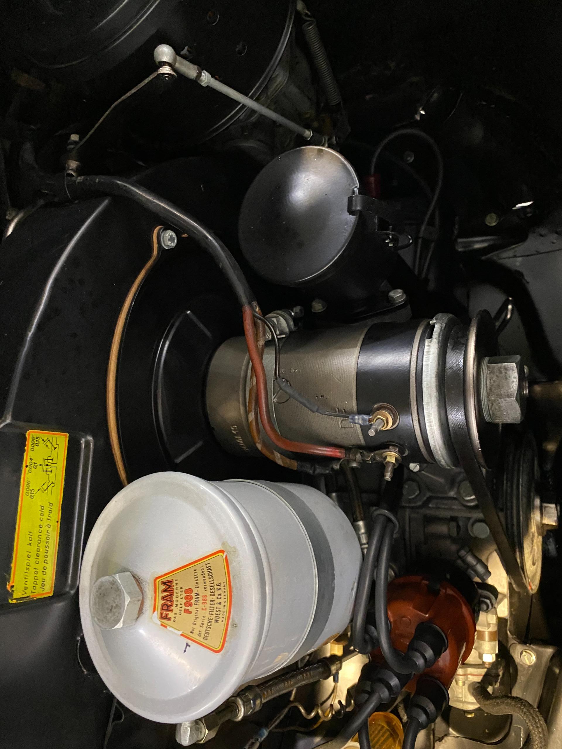 Used 1960 Porsche 356B T6