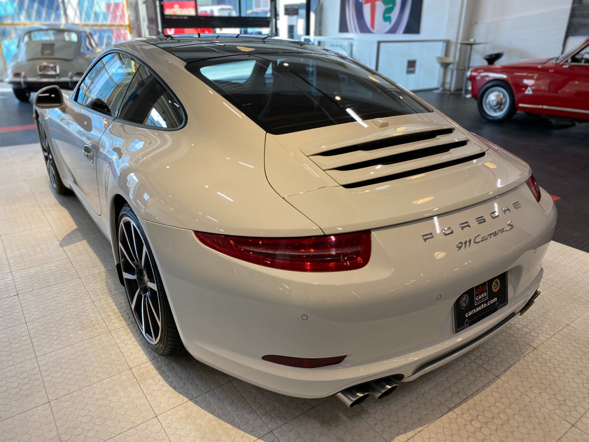 Used 2013 Porsche 911 Carrera S