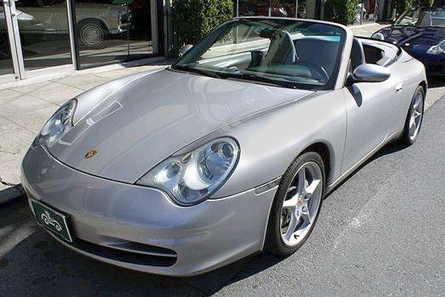 Used 2003 Porsche 911 Carrera 4 Cabriolet C4