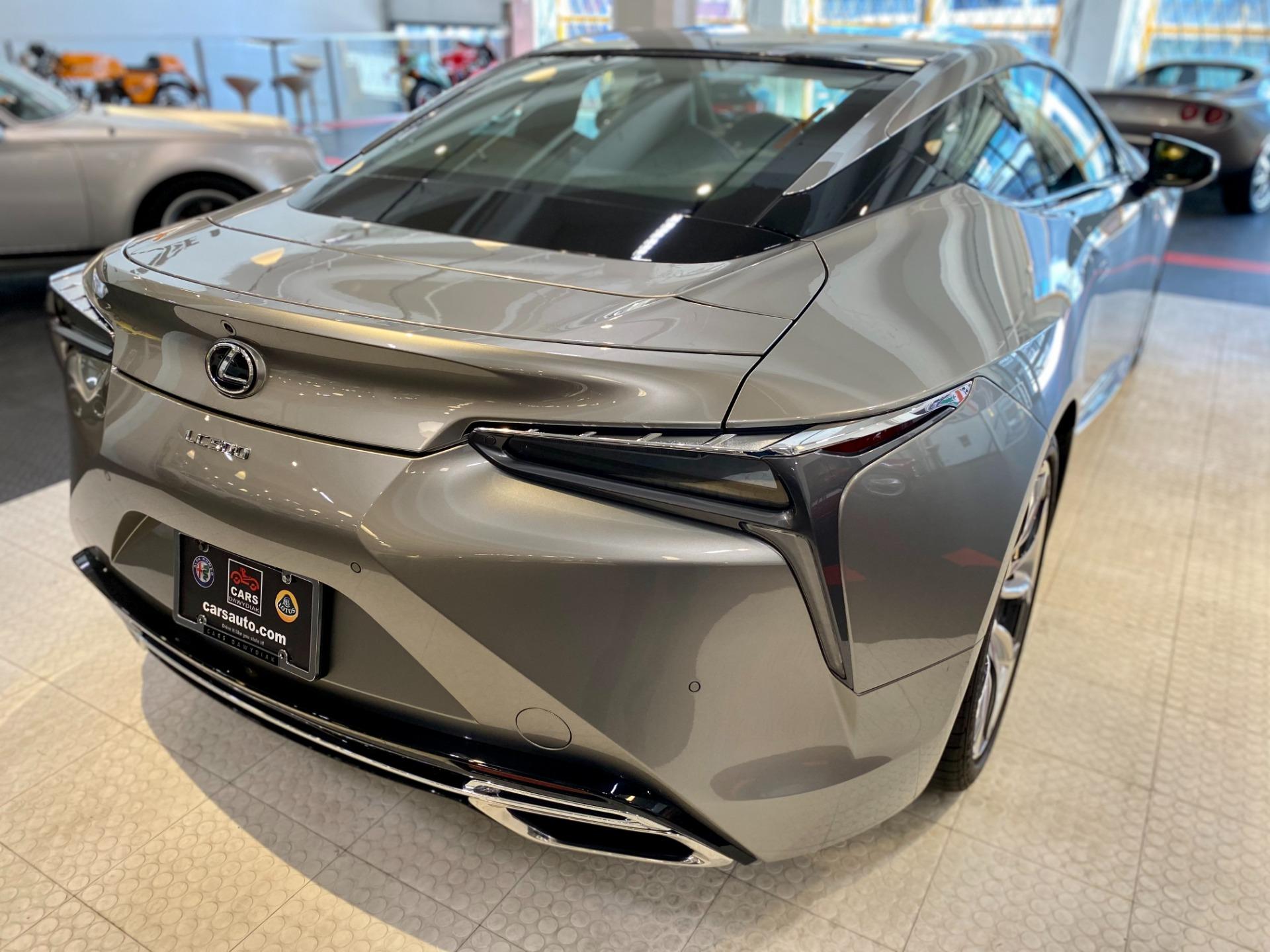Used 2018 Lexus LC 500 Performance Pkg