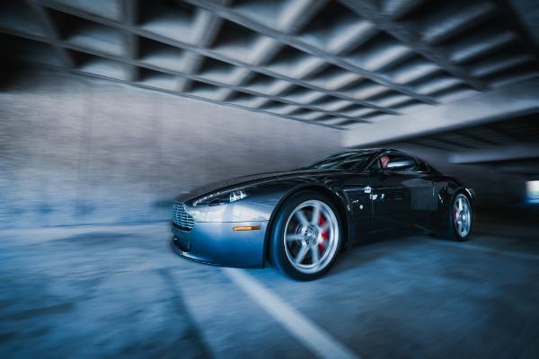 Used 2007 Aston Martin V8 Vantage