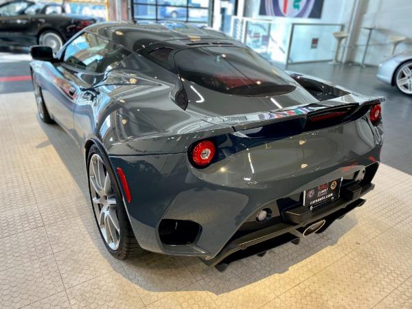 New 2021 Lotus Evora GT