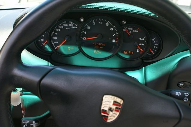 Used 2002 Porsche Carrera 4 Cabriolet