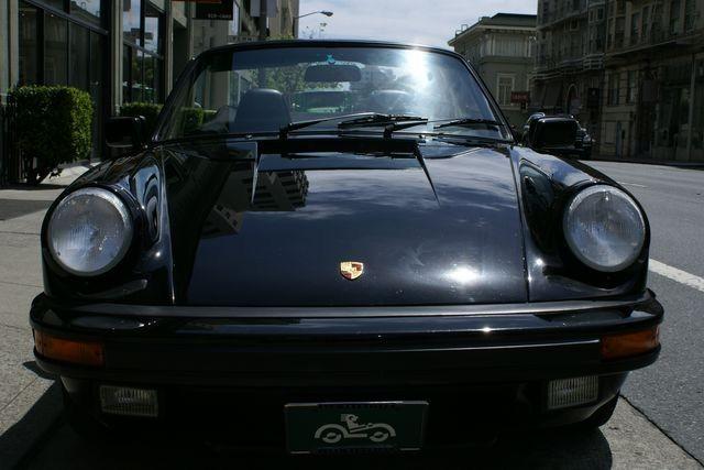 Used 1987 Porsche Carrera Cabriolet Carrera