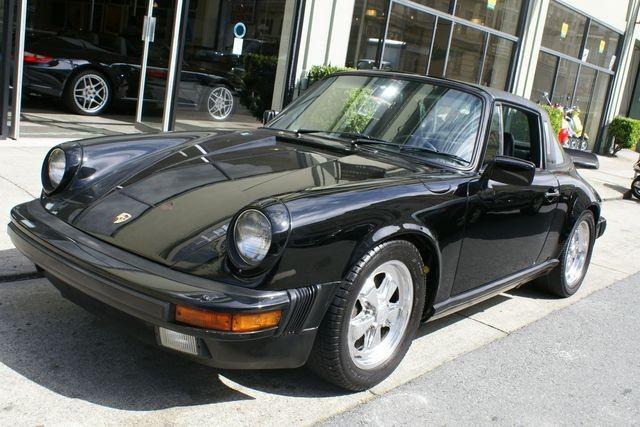 Used 1986 Porsche Targa