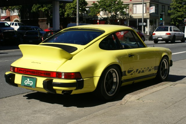Used 1974 Porsche Carrera