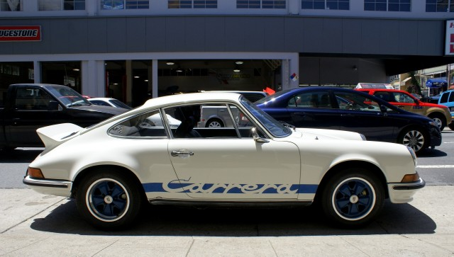 Used 1973 Porsche Carrera RS Touring