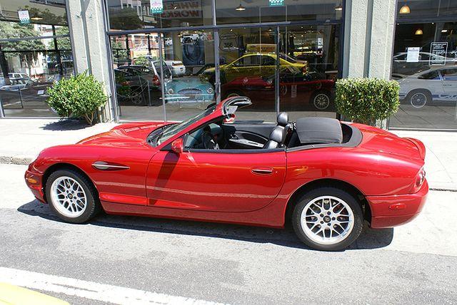 Used 2002 Panoz Classic SE