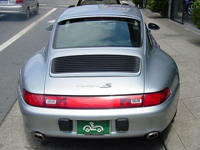 Used 1996 Porsche Carrera 4 S