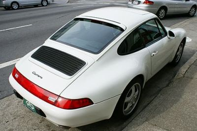 Used 1995 Porsche Carrera 2