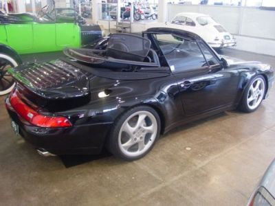 Used 1995 Porsche 993 Carrera 4