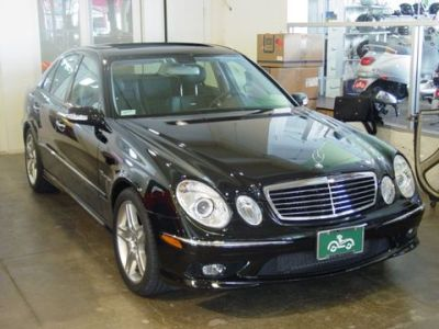 Used 2005 Mercedes Benz E55 AMG