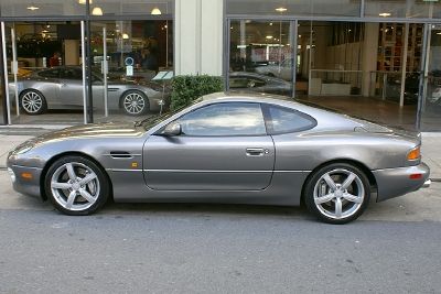 Used 2003 Aston Martin DB7 GT SL600