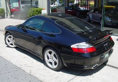Used 2002 Porsche 996 Turbo