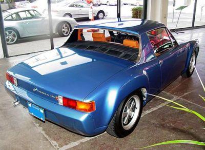Used 1972 Porsche 916