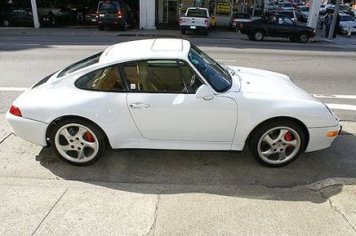 Used 1997 Porsche Carrera 4 S