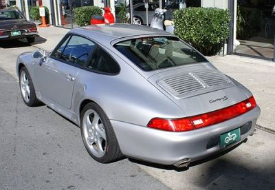 Used 1997 Porsche Carrera 2S