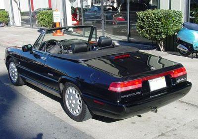 Used 1994 Alfa Romeo Spider