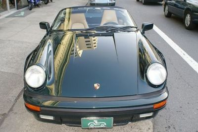 Used 1989 Porsche Speedster