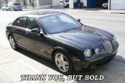 Used 2003 Jaguar 4.2 S-Type R