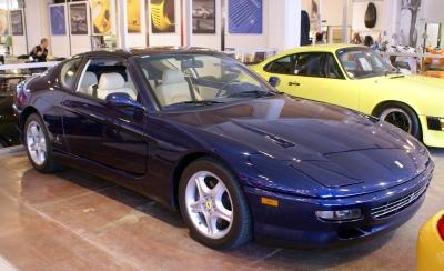 Used 1995 Ferrari 456 GT