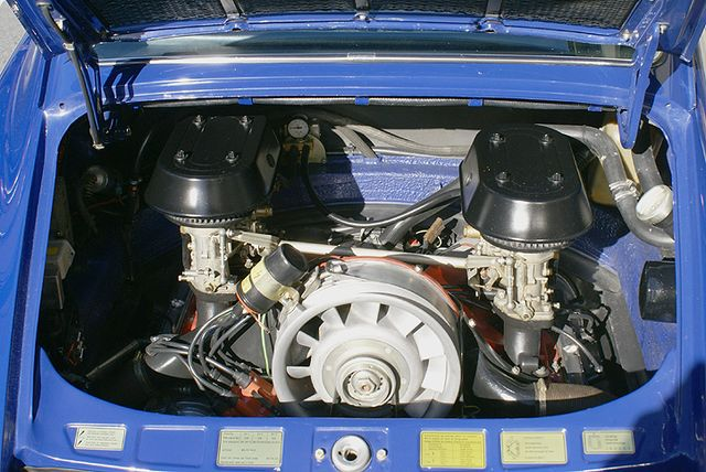 Used 1973 Porsche 911 S