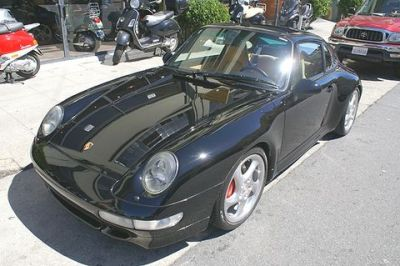 Used 1996 Porsche Carrera 4S