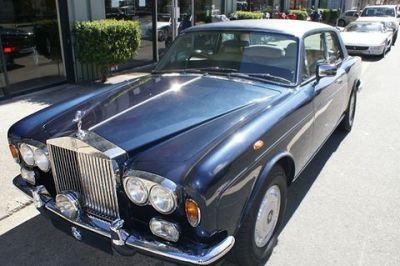 Used 1975 Rolls Royce Corniche